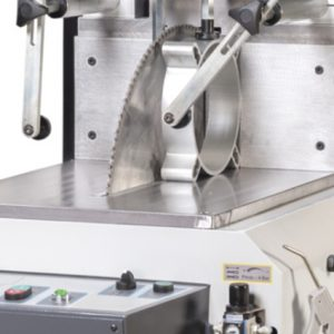 Aluminium Unterflur-Kreissägen